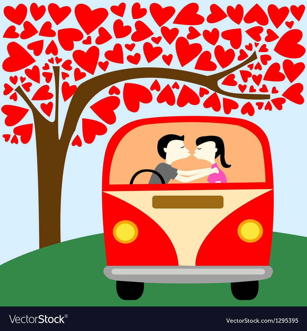 Love is all around vector | Price: 1 Credit (USD $1)