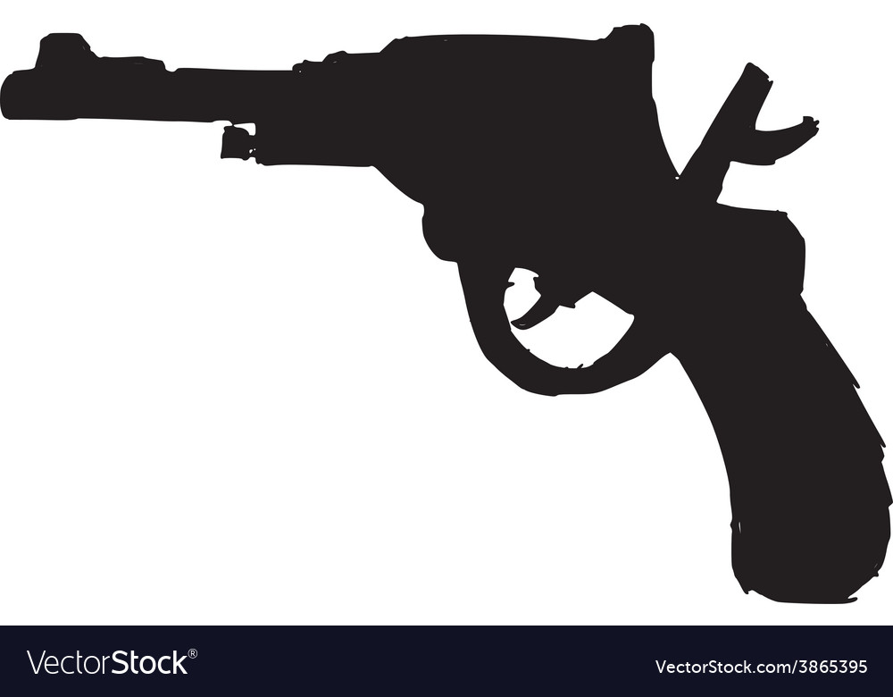 Revolver vector | Price: 1 Credit (USD $1)