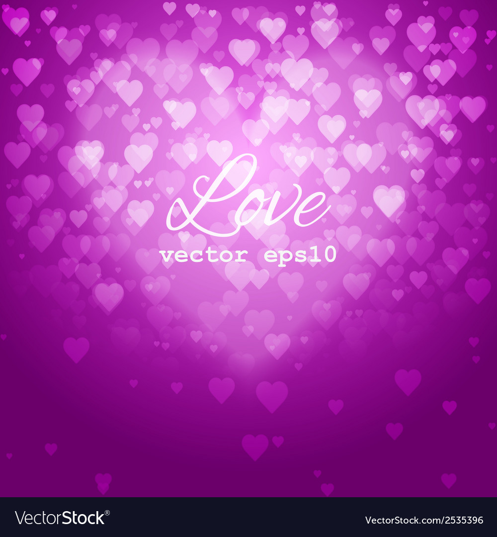 Festive blurred pink background with bokeh vector | Price: 1 Credit (USD $1)