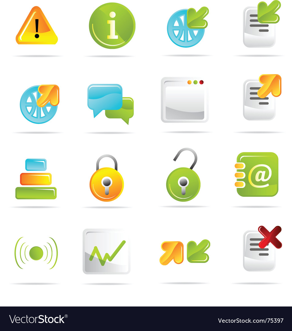 Document icons vector   Price: 1 Credit (USD $1)