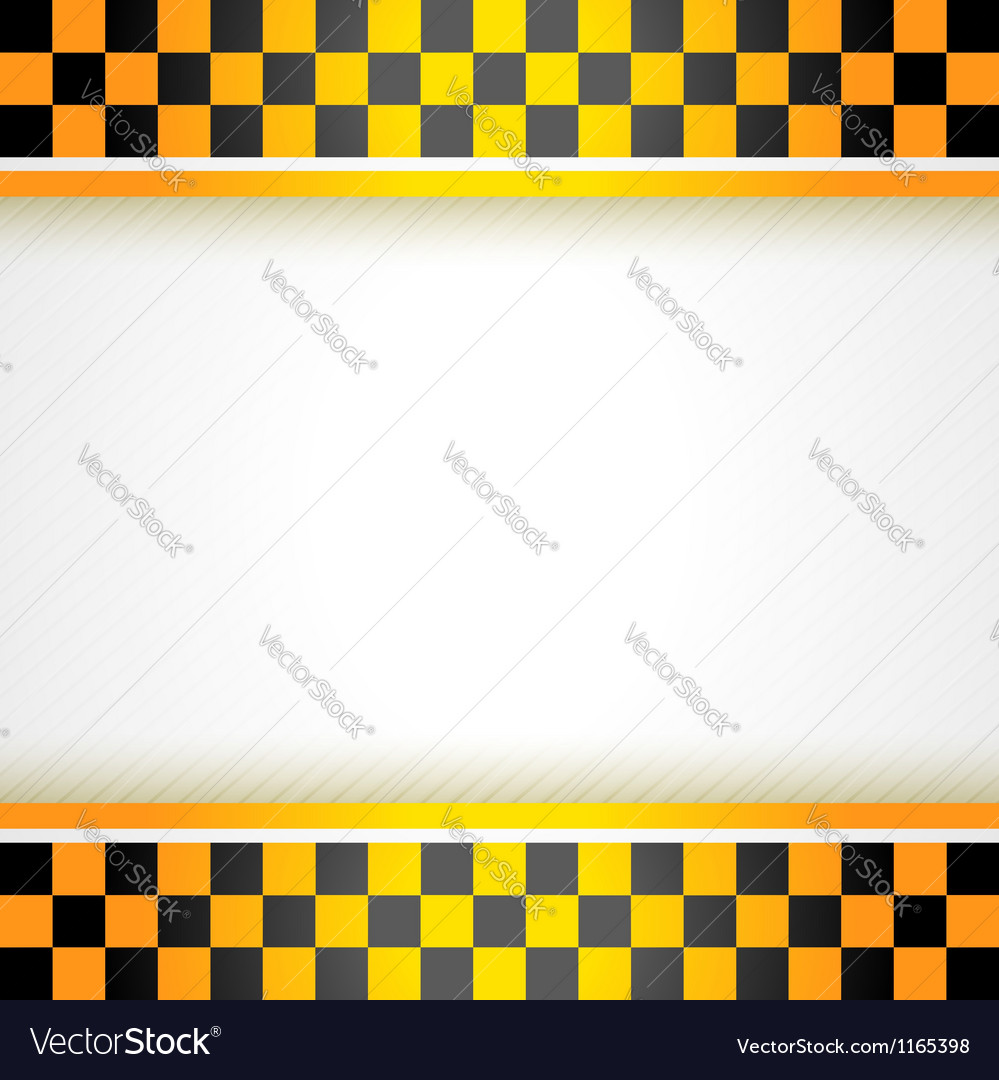 Cab background square vector | Price: 1 Credit (USD $1)