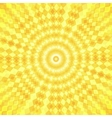 Abstract sun waves background vector