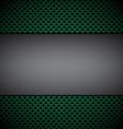 Brown green gill vector