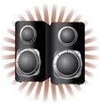 Speaker  loudspeaker vector