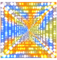 Mosaics background vector