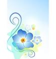 Forget-me-not vector