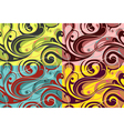 Tribal tattoo background vector