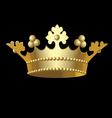 Kings crown vector
