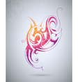 Abstract tattoo elements vector