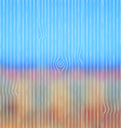 Abstract blurred landscape background with wooden vector