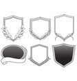 Hip badges vector