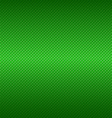 Green fabric texture or carbon background vector