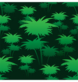 Jungles pattern vector