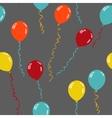 Balloon seamless vector