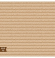 Seamless cardboard texture vector