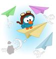 Bird pilot vector