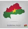 Burkina faso vector