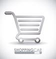 Cart shopping vector