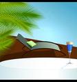 Summer relax vector