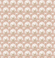 Pearl seamless pattern vector