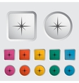 Star icon 2 vector