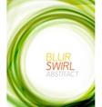 Business color swirl minimal design template vector