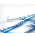 Blue blur motion lines business template vector