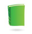 Green book vector