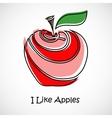 Apples-05 vector