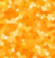 Golden autumn pattern with arabic texture vector