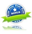 Bonus symbol vector