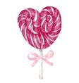 Hand drawn lollipop vector