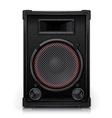 Audio speaker vector