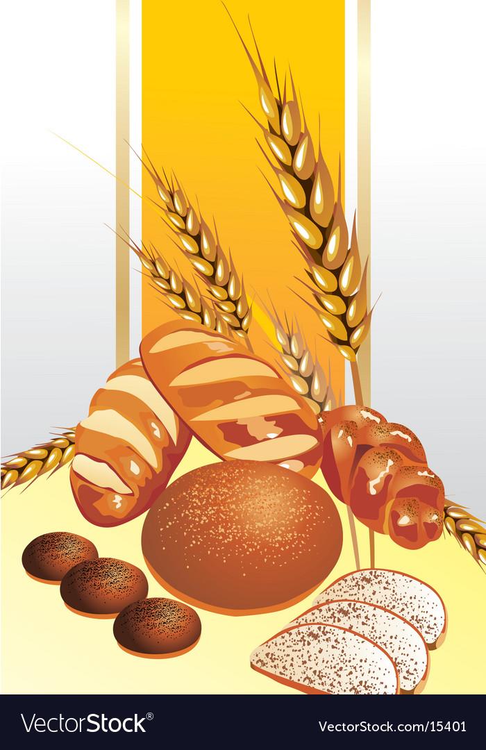 Bread vector | Price: 3 Credit (USD $3)