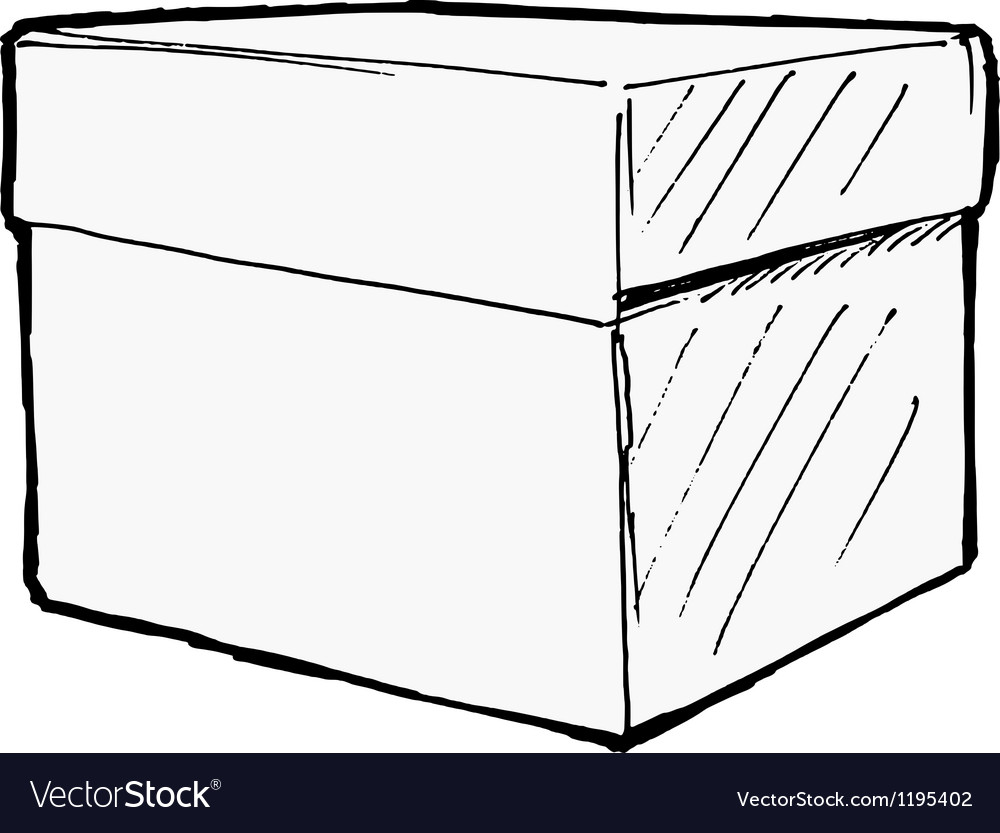 Box vector | Price: 1 Credit (USD $1)