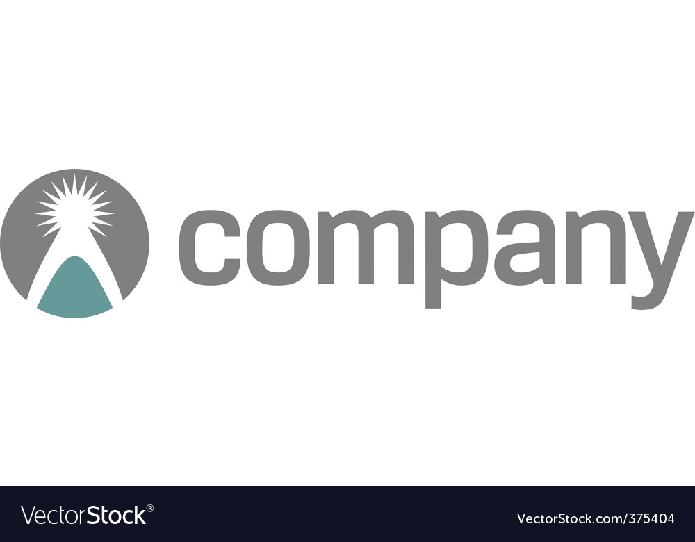 Charity company logo vector | Price: 1 Credit (USD $1)