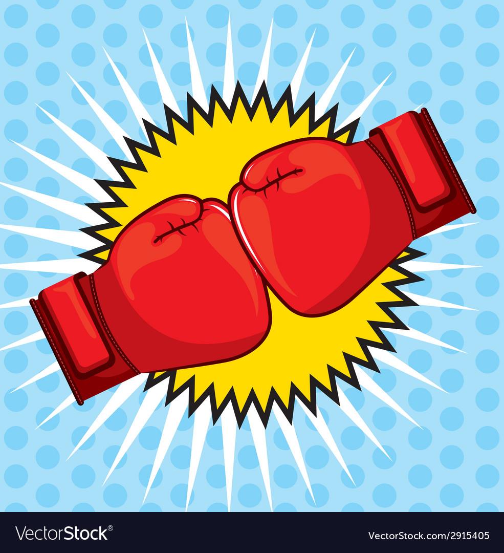 Boxing design vector   Price: 1 Credit (USD $1)