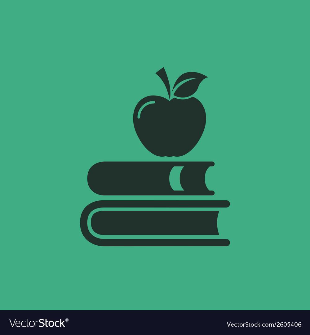 Education icon vector   Price: 1 Credit (USD $1)