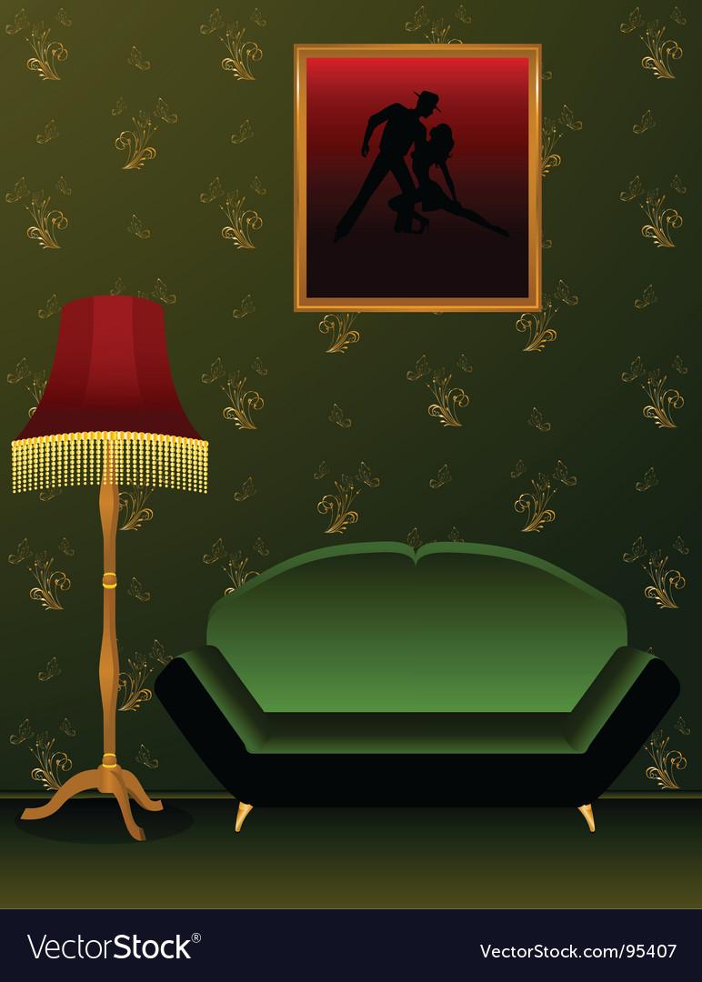 Classic interior vector   Price: 1 Credit (USD $1)
