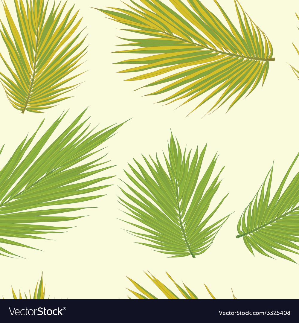 Palmleaves5 vector | Price: 1 Credit (USD $1)