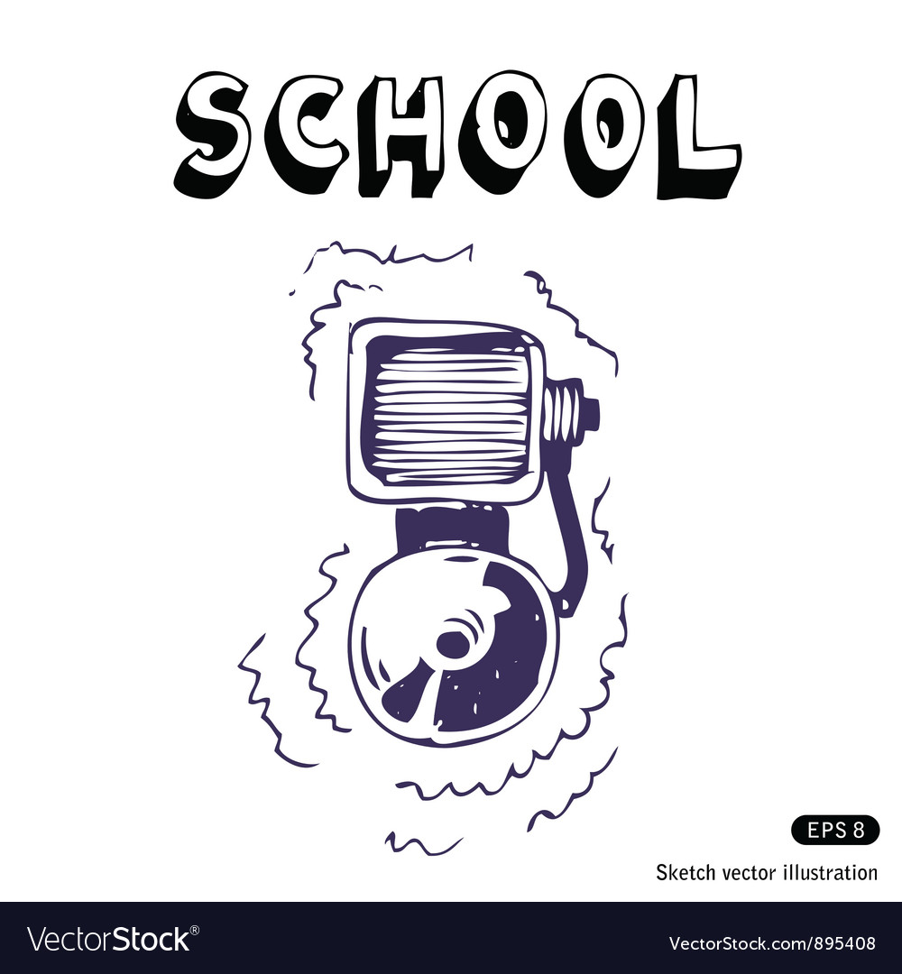 School lesson vector | Price: 1 Credit (USD $1)