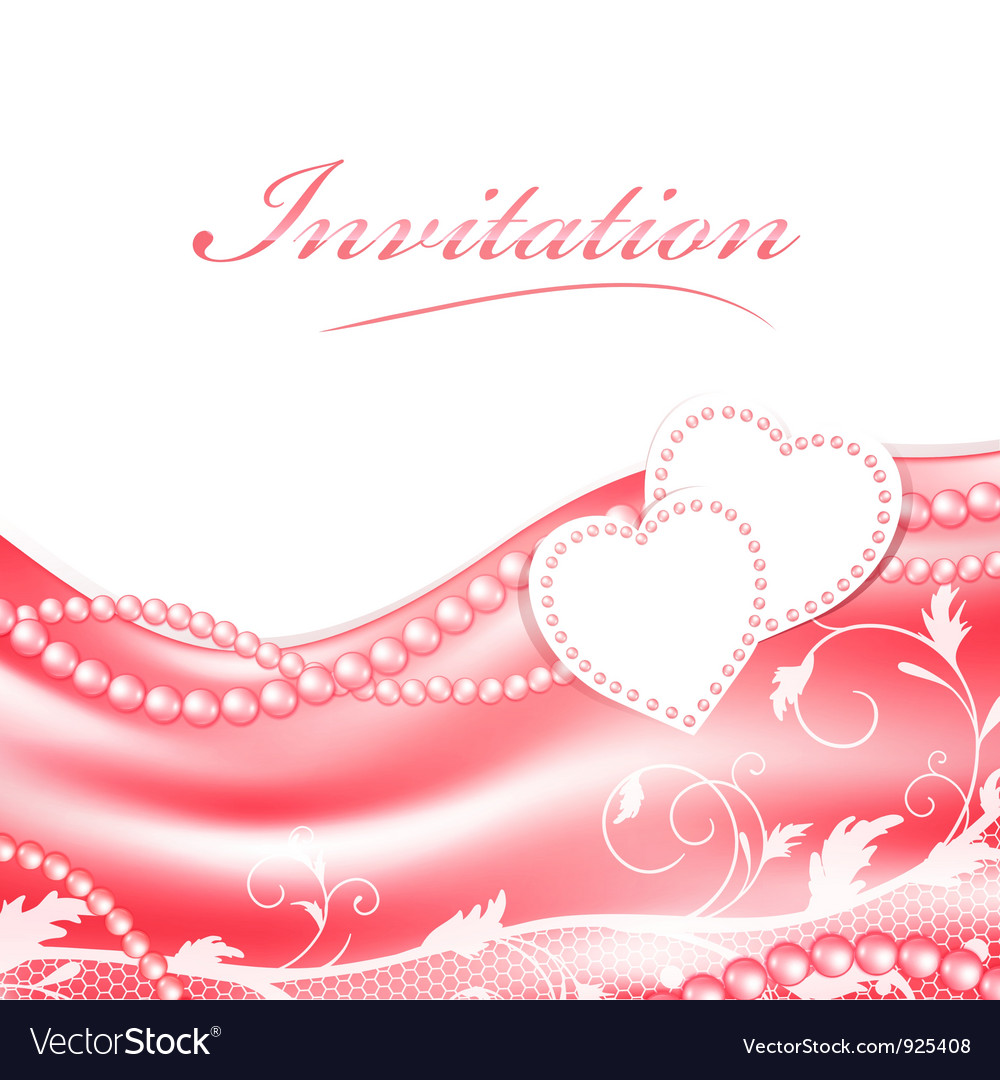 Wedding love holiday frame vector | Price: 1 Credit (USD $1)
