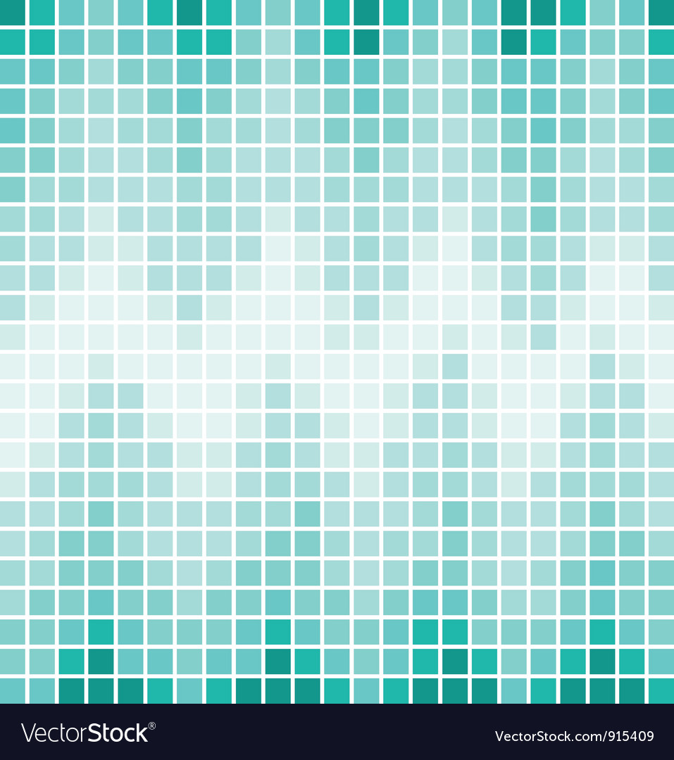 Square pixel mosaic background vector | Price: 1 Credit (USD $1)