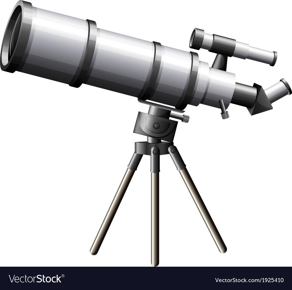 A telescope vector | Price: 1 Credit (USD $1)