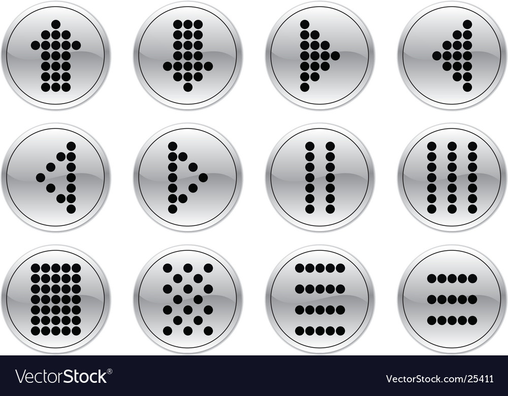 Matrix symbols icon vector   Price: 1 Credit (USD $1)