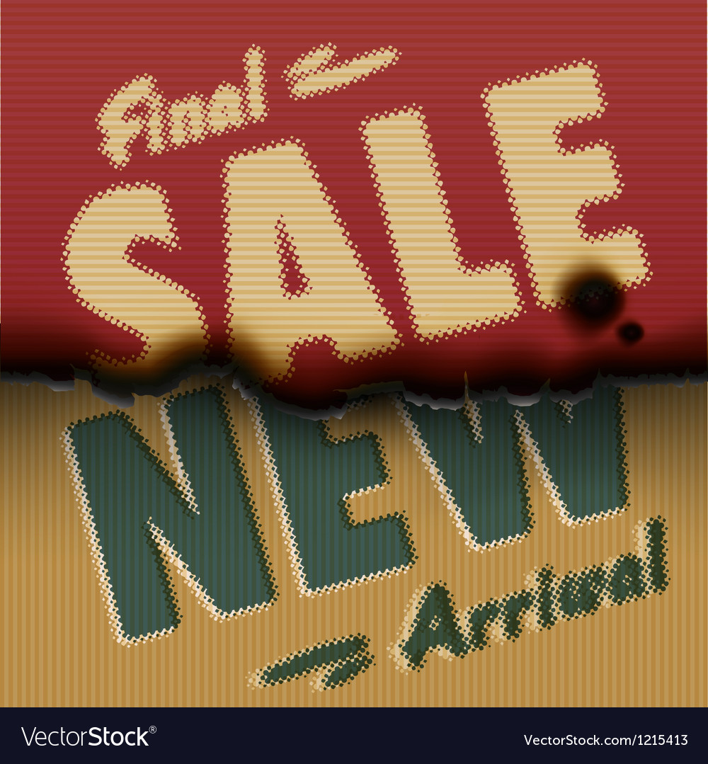 Final sale new arrival - vintage burned paper vector | Price: 1 Credit (USD $1)