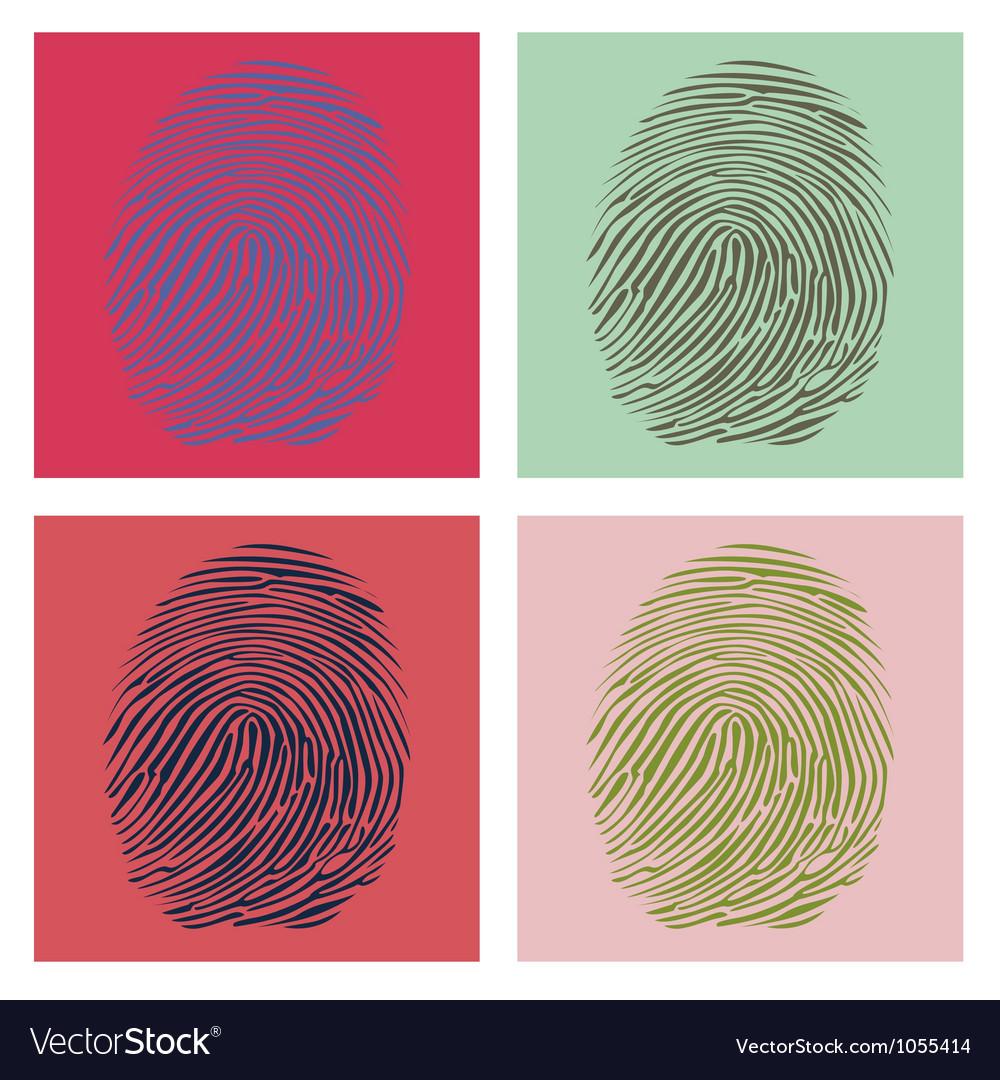 Fingerprints vector   Price: 1 Credit (USD $1)