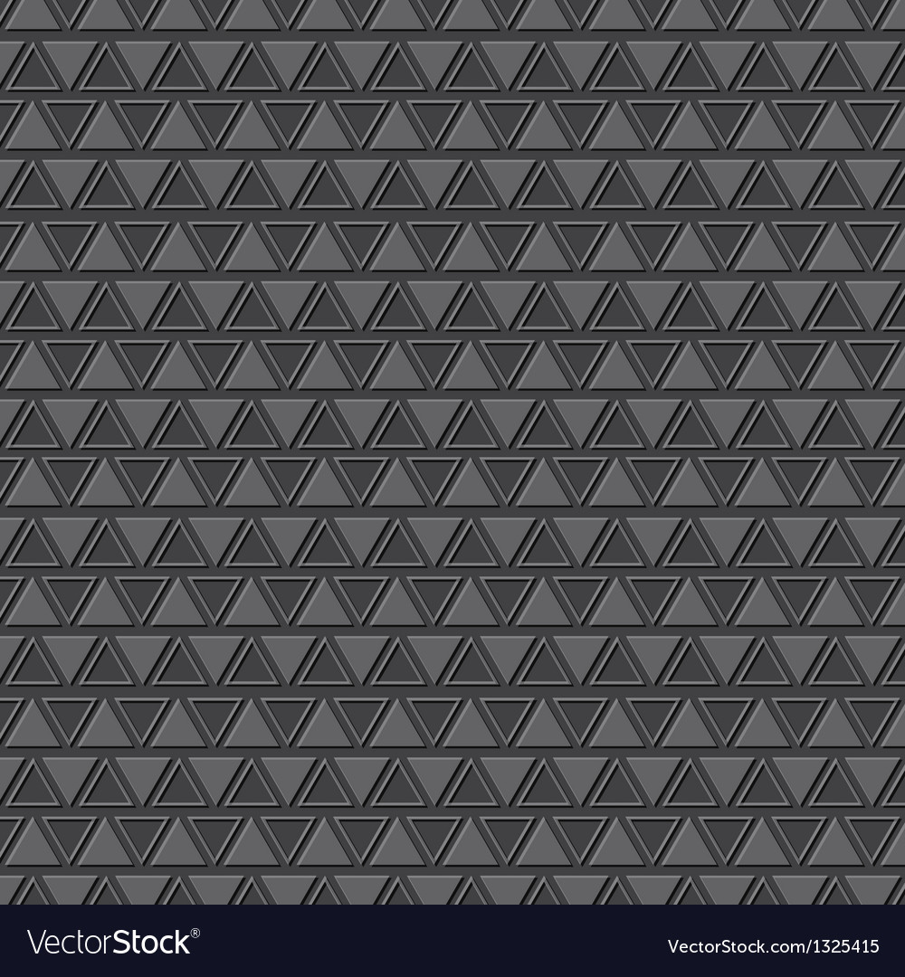 Emboss triangle pattern background vector   Price: 1 Credit (USD $1)