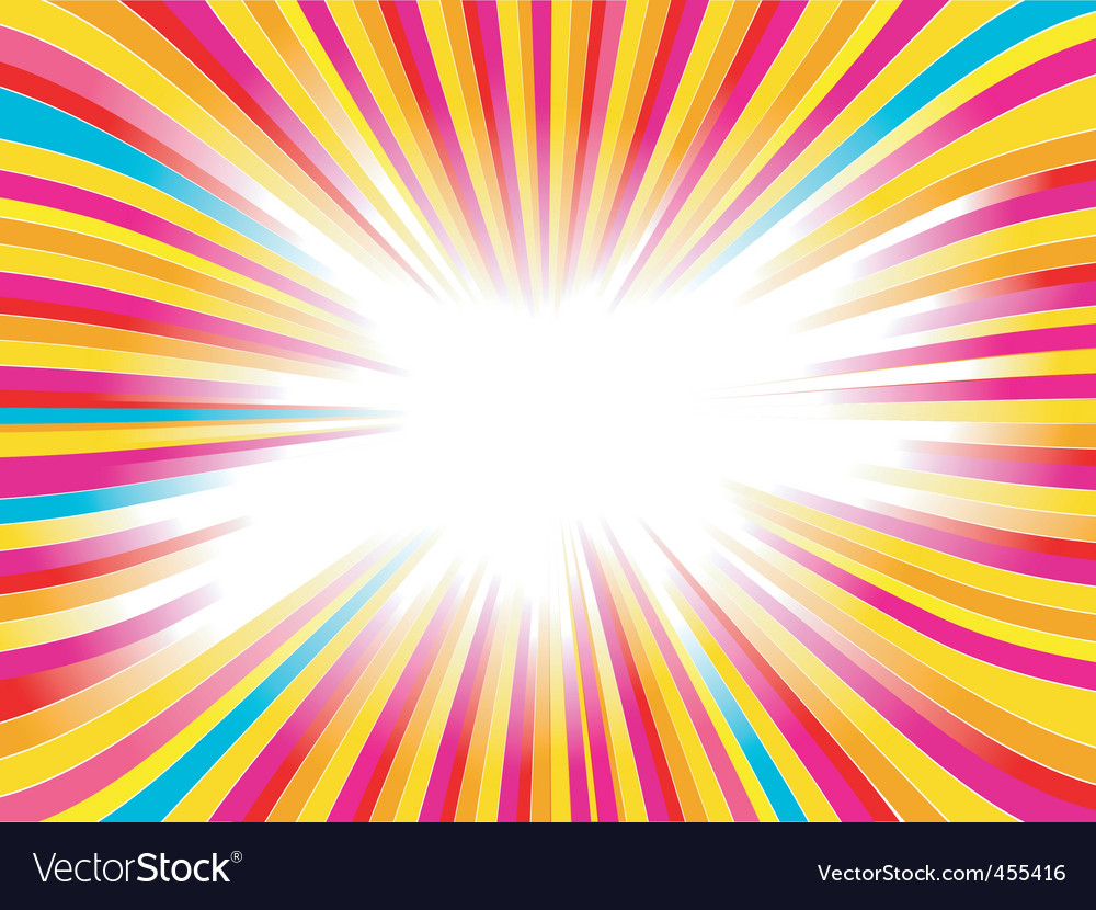 Ful glow vector abstract background vector | Price: 1 Credit (USD $1)