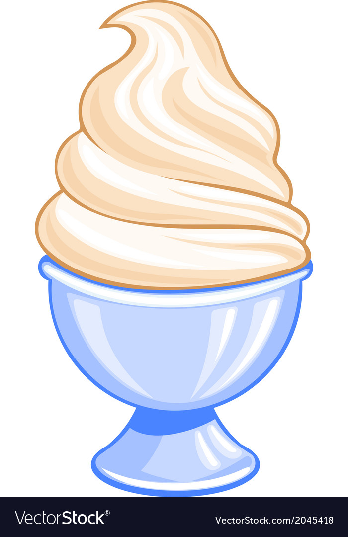 Sweet ice cream vector | Price: 1 Credit (USD $1)